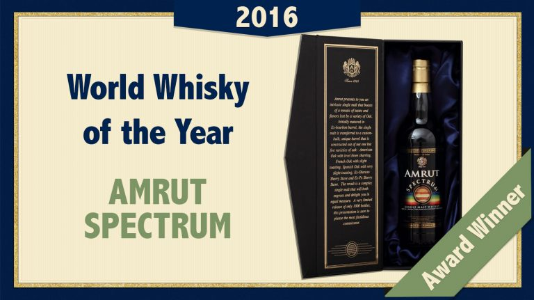 2016 World Whisky of the Year