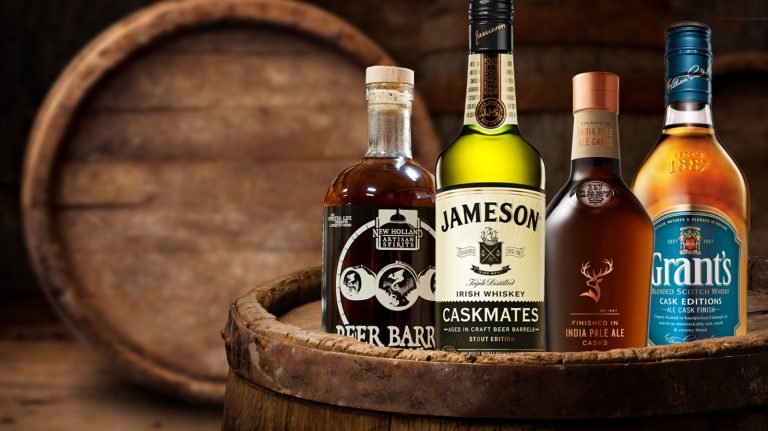 6 Beer Barrel-Aged Whiskies To Try
