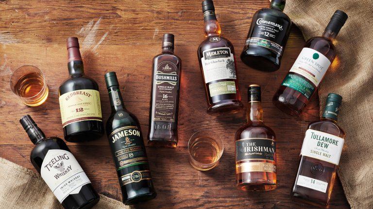 Irish Whiskey Rising