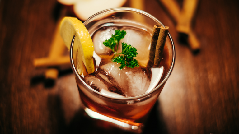Whiskey Cocktails for the Holidays