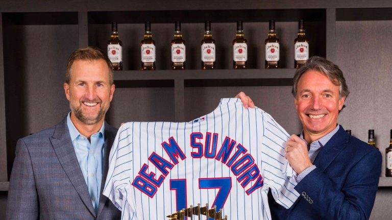 Jim Beam and Maker's Mark Partner with the Chicago Cubs