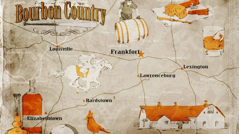 Kentucky Bourbon Country Travel Guide