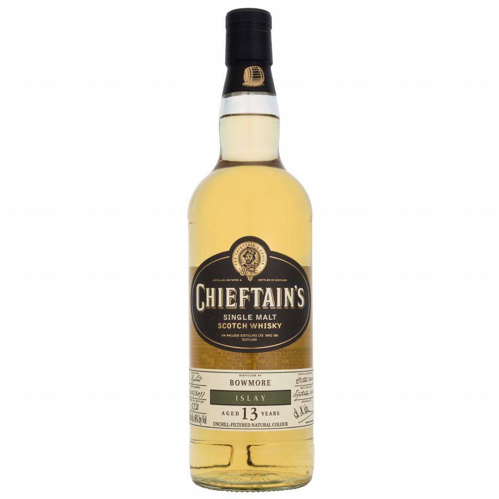 Chieftain's Bowmore 2002 13 year old