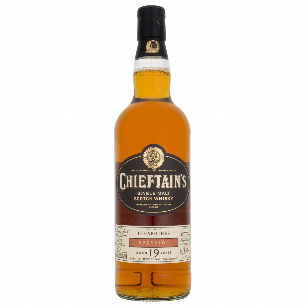 Chieftain's Glenrothes 1997 19 year old