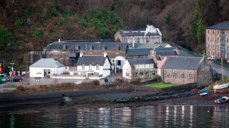 Tobermory Distillery Will Close for Two Years