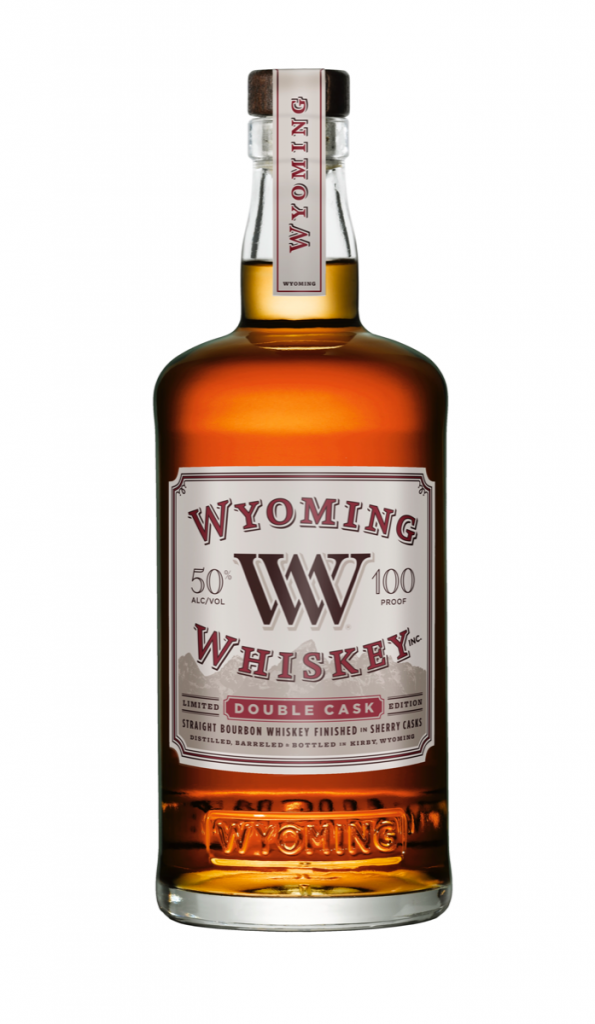 Wyoming Whiskey Double Cask Sherry-Finished