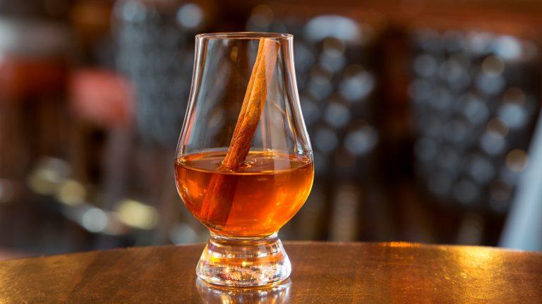 The Warm Pilgrim [Cocktail Recipe]