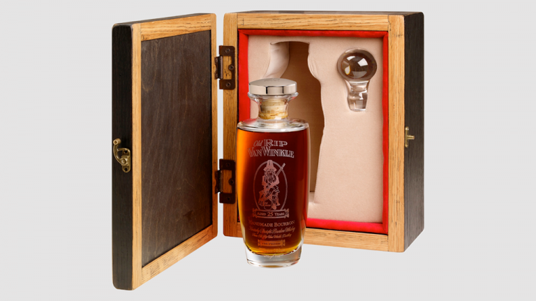 At 25 Years, This Old Rip Van Winkle is the Pappy of Them All