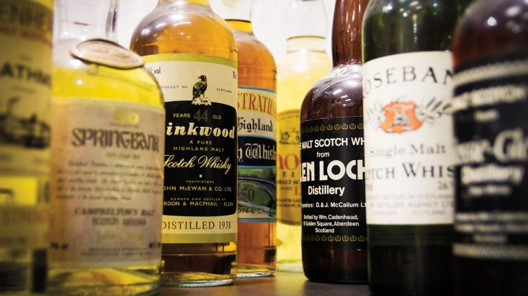 The Present and Future of Online Whisky Auctions