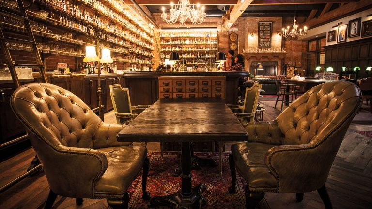The Whisky Lover's Portland, Oregon Travel Guide