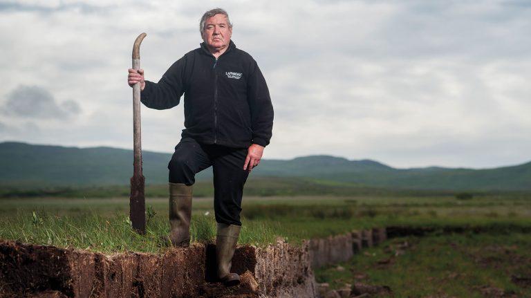 """Douglas """"Dougie"""" MacTaggart: The Peat Whisperer"""