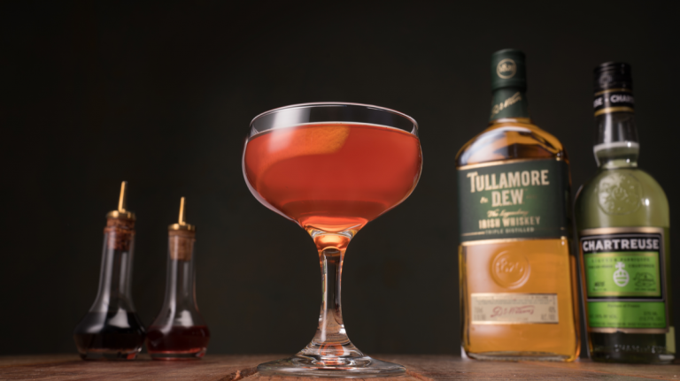 The Tipperary [Cocktail Recipe]