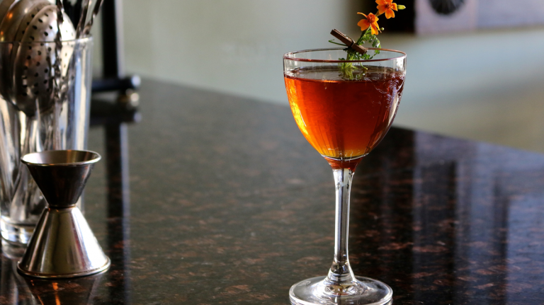 The King is Dead [Cocktail Recipe]