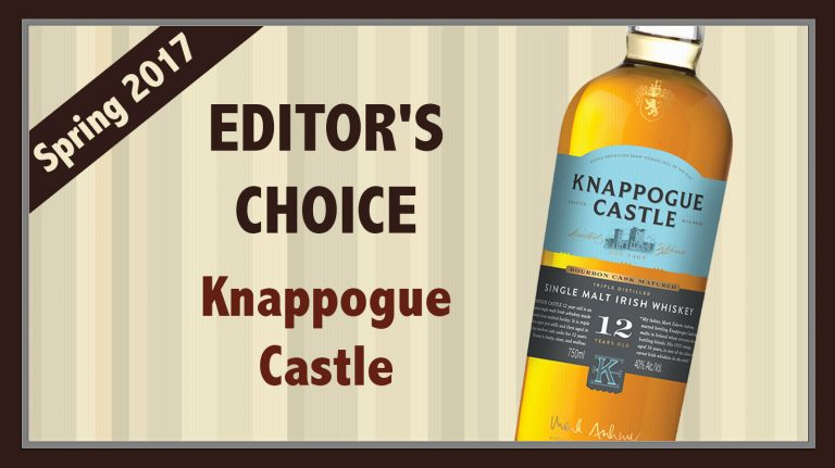 Spring 2017 Value Pick: Knappogue Castle 12 year old Limited Release