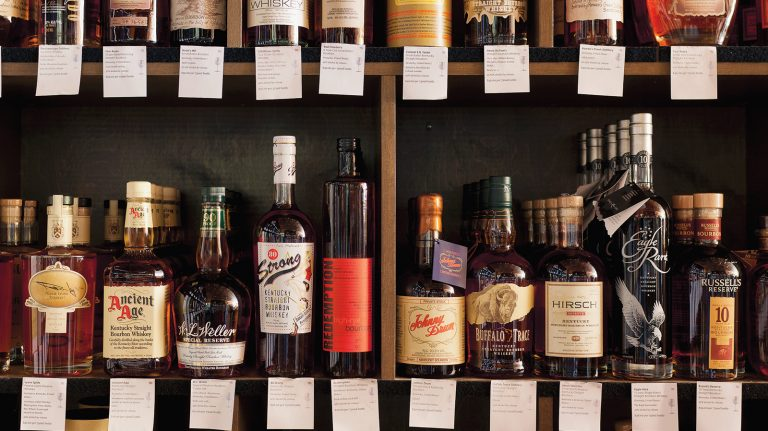 Buying and Storing Whisky