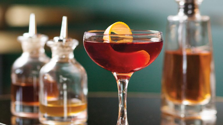 The Redhead [Cocktail Recipe]