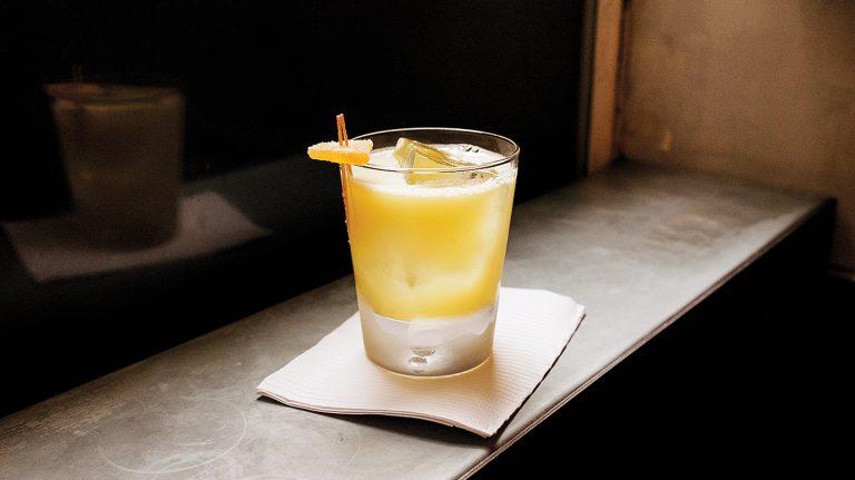Penicillin [Cocktail Recipe]
