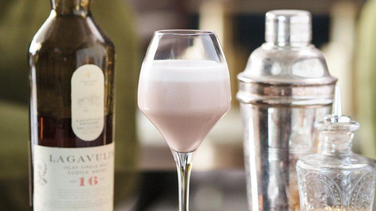 Dunyvaig Flip [Cocktail Recipe]