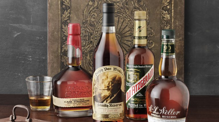 8 Wheated Bourbons To Try