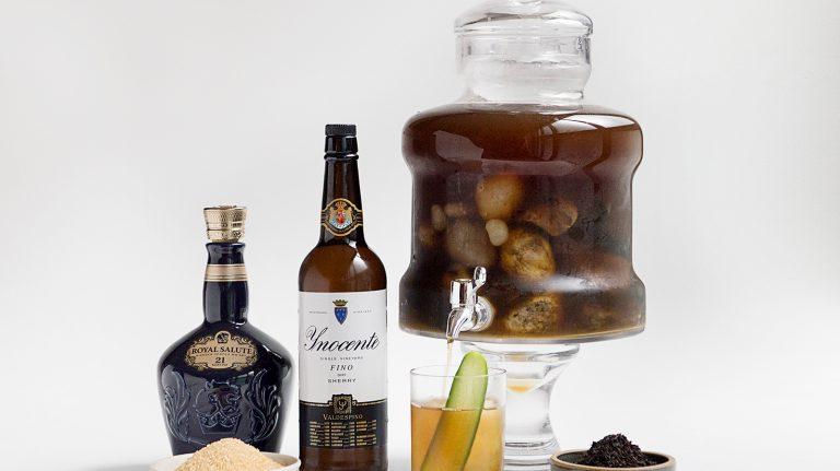 Stone Soup [Cocktail Recipe]