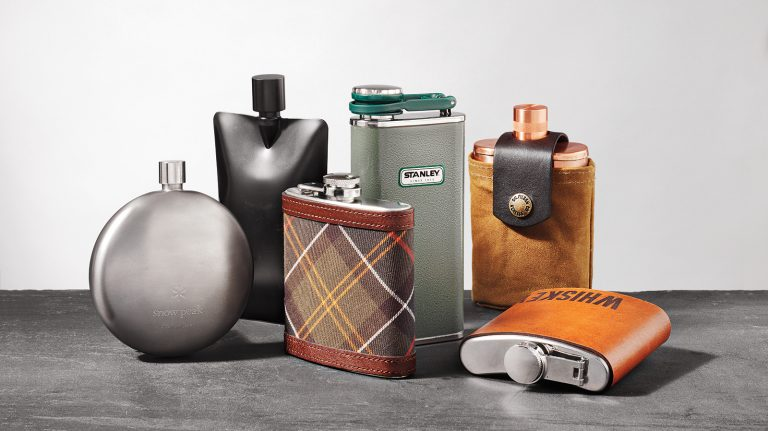 6 Great Flasks to Transport Your Whisky