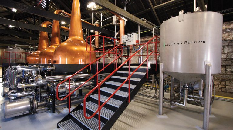Jameson Thinks Small with Microdistillery