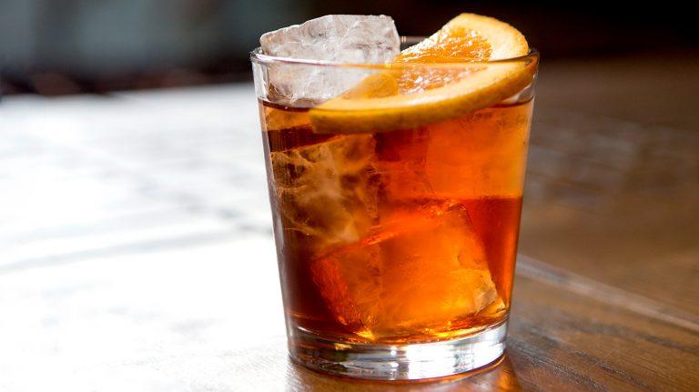 Old Oscar [Cocktail Recipe]