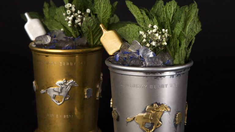 Upgrade Your Mint Julep With This $1,000 Cup From Woodford Reserve