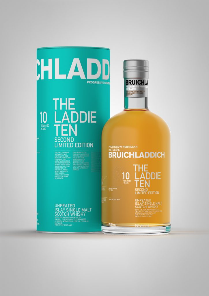 Bruichladdich The Laddie 10 Second Limited Edition