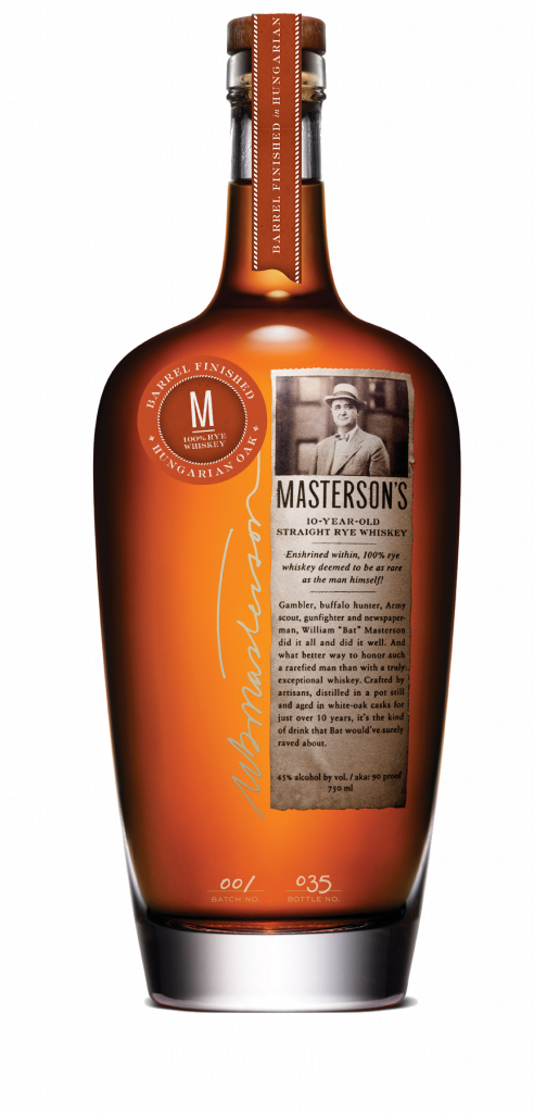 Masterson's Barrel-Finished Ryes