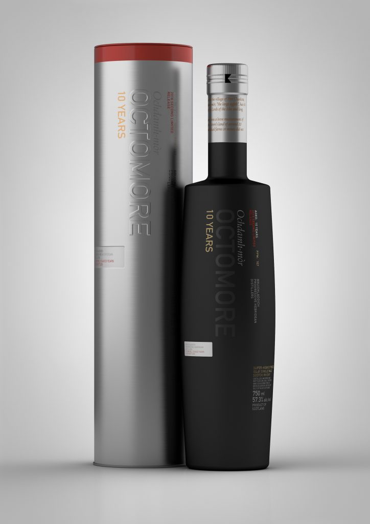 Bruichladdich Octomore 10 year old