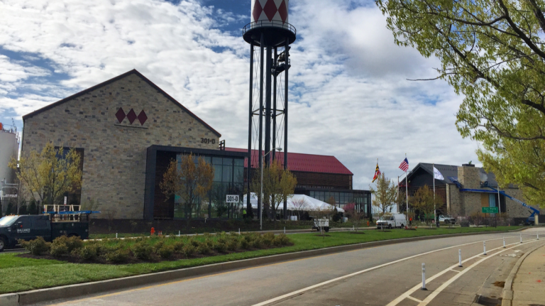 Sagamore Spirit Distillery Opens In Baltimore