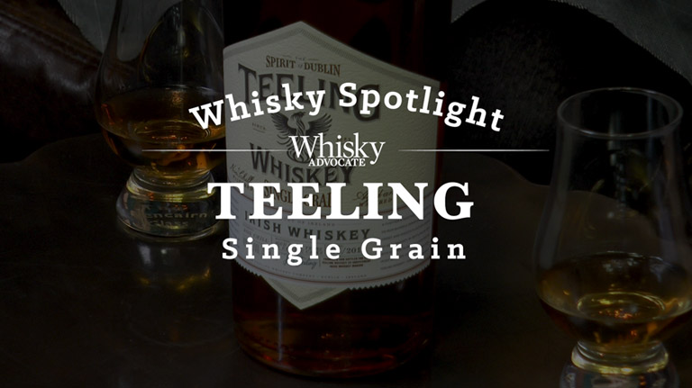 Spotlight on Teeling Single Grain