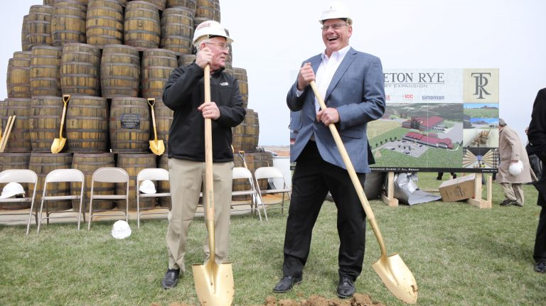 Templeton Rye Is Opening Its Own Distillery