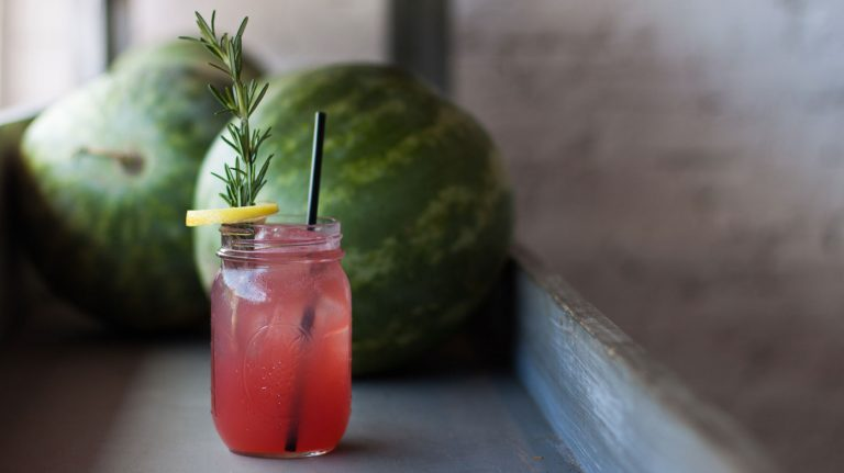 Watermelon Sling [Cocktail Recipe]