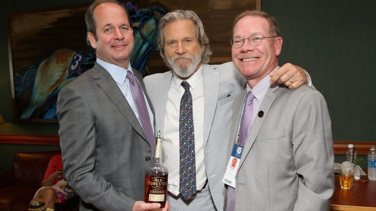 Jeff Bridges Launches Old Forester Statesman