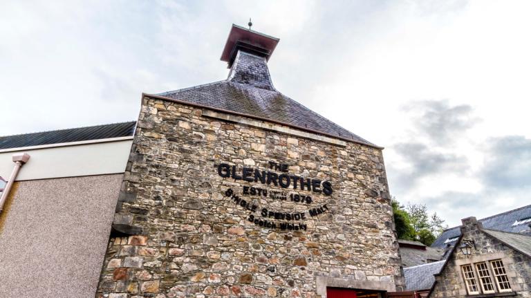 Highland Park Owner Edrington Group Now Owns Glenrothes