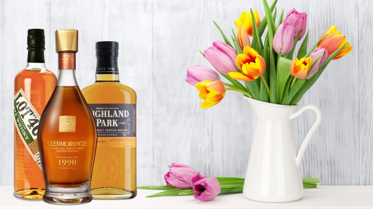 9 Floral Whiskies To Gift This Mother's Day Instead of Flowers