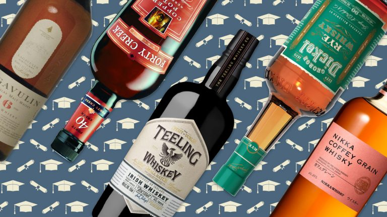 14 Great Whiskies for  Graduation Gifts