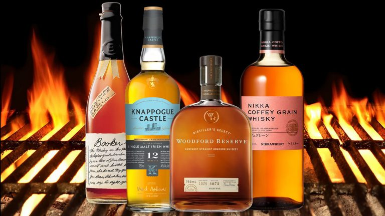 The Best Whiskies For Grilling Season