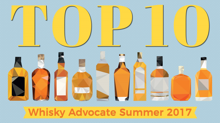 Top 10 Whiskies from the Summer 2017 Buying Guide