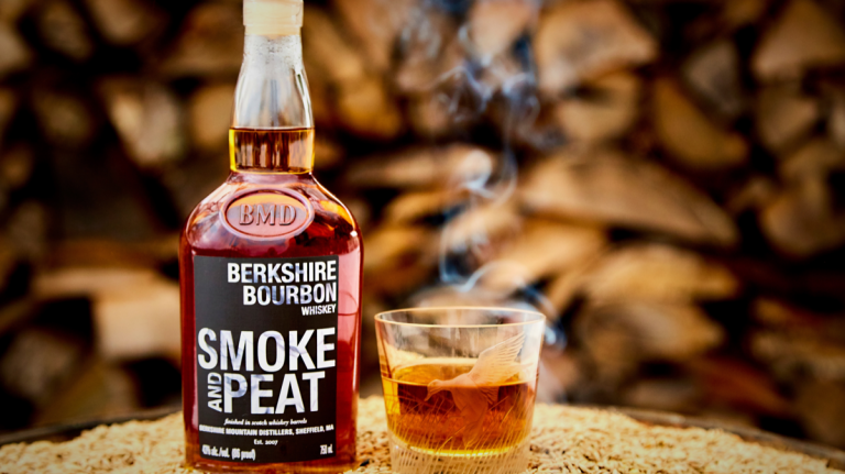 Berkshire Bourbon Smoke And Peat: An Islay-Influenced American Whiskey