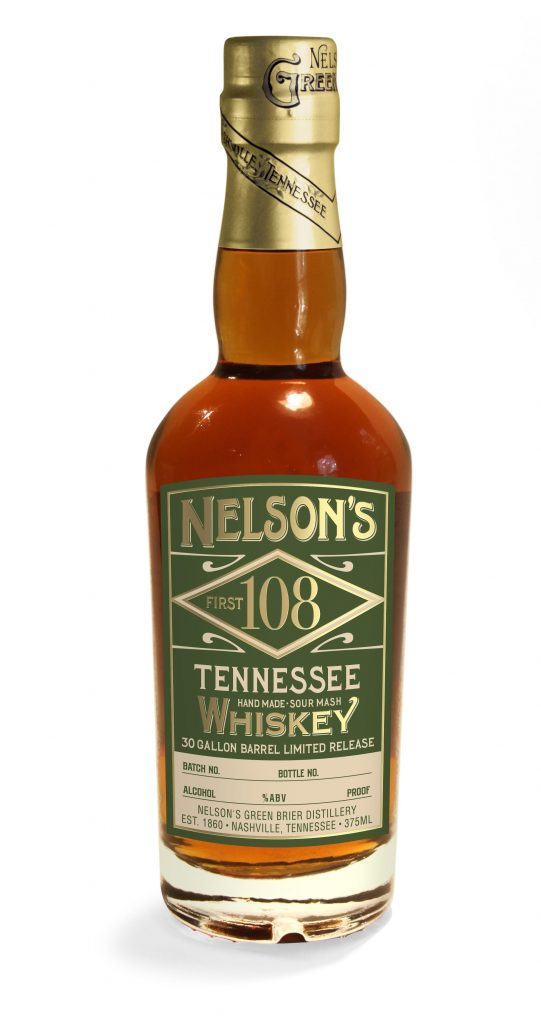 Nelson's Green Brier First 108