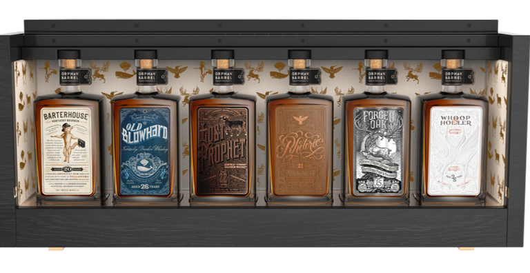 Now You Can Get (Almost) Every Orphan Barrel Whiskey In One Package