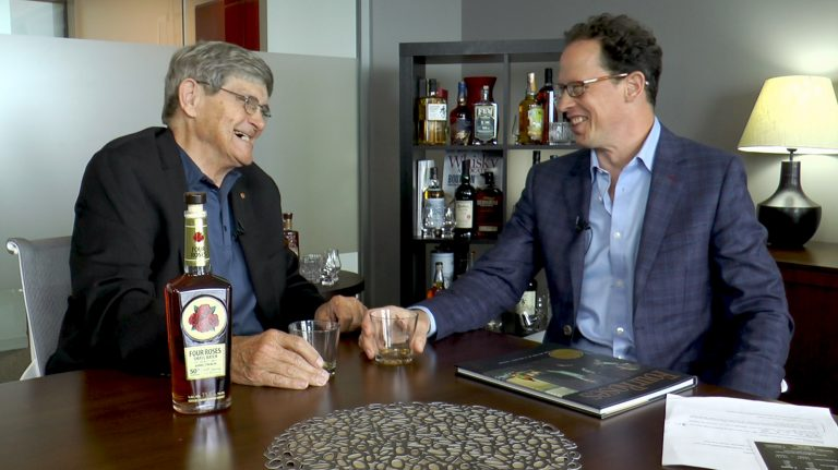 Tasting Four Roses Limited Edition 2017 with Al Young