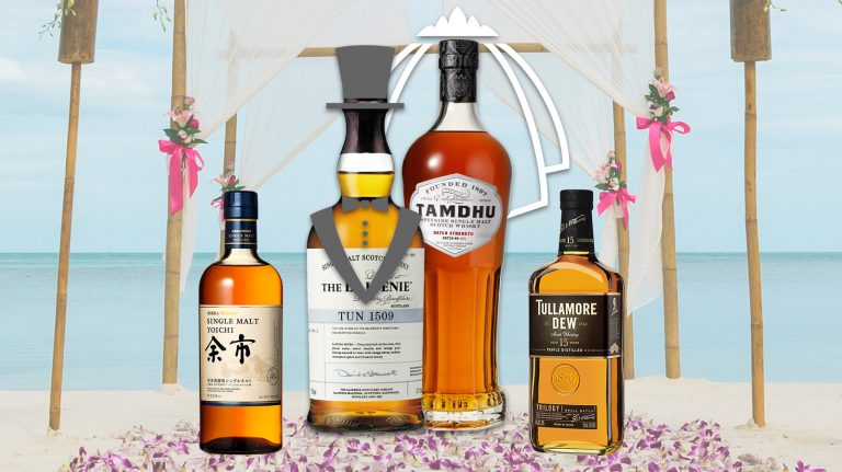 15 Wedding Gift Whiskies