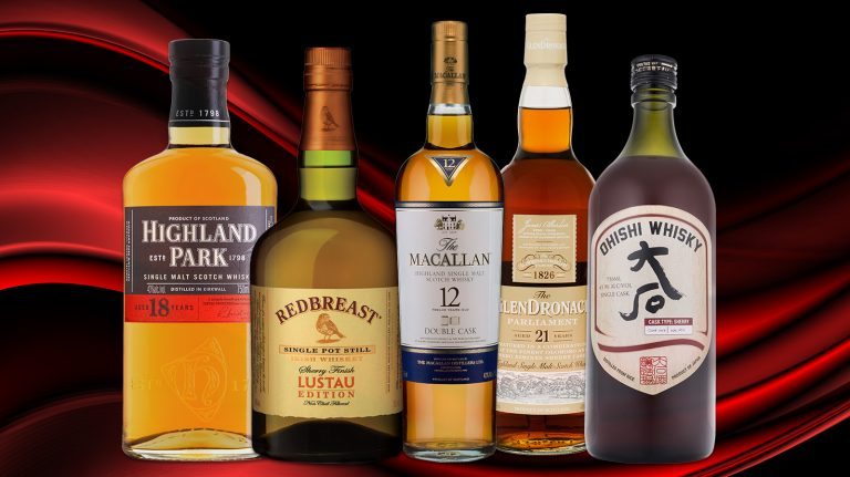 5 Deliciously Decadent Sherried Whiskies