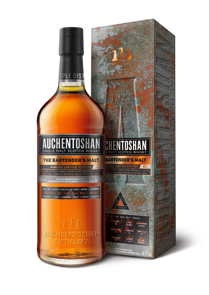 Auchentoshan The Bartenders' Malt