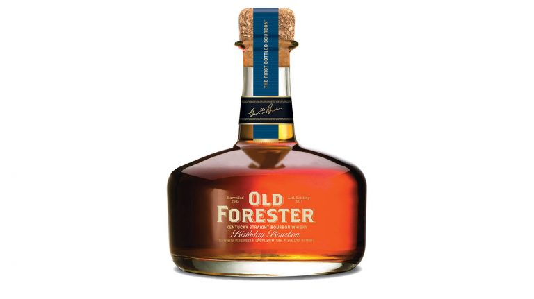 Old Forester Birthday Bourbon, High-Proof Islay Single Malt & Dalmore 25 year old