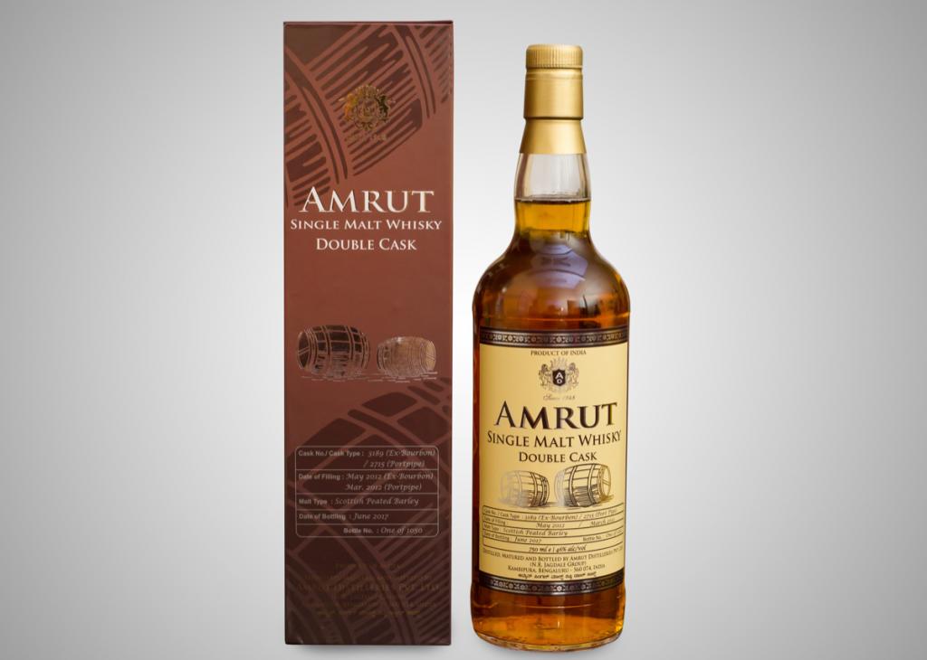 Amrut Double Cask Batch 3